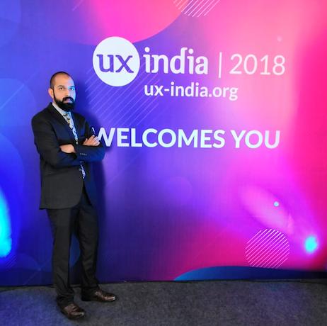 UX India 2018 Conference, Bengaluru – INVENT & DISCOVER (UX/UI)